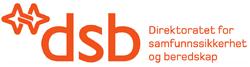 logo DSB (direktoratet for sivilt beredskap)